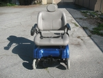 Used- <i>Like New</i> Pride Jazzy 1170XL Plus Power Wheelchair